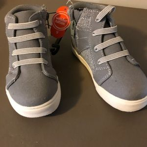 Wonder Nation High Top Casual Sneakers New